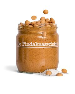 Pindakaas - Belgische Karamel Chocolade - 420ml