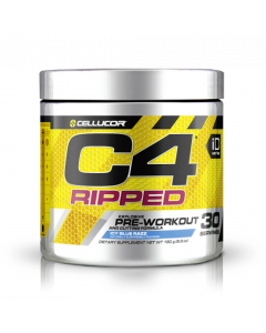 Cellucor C4 - Ripped - Blue Icy Razz - 180 gr