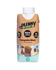 Jimmy Joy - Plenny Drink - Chocolade