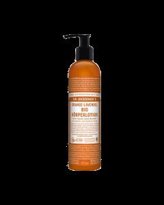 Dr. Bronner's Organic Lotion Orange Lavender 237ml Bodylotion