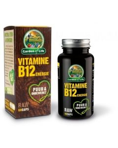 Garden of Life - Vitamine B12
