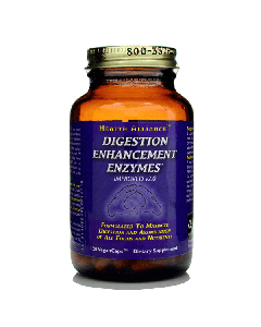 Digestion Enhancement Enzymes - 120 caps