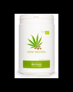 Big Food Hennep Proteïne poeder - 1KG