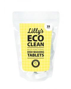 Lilly's Eco Afwastabletten - 25 stuks