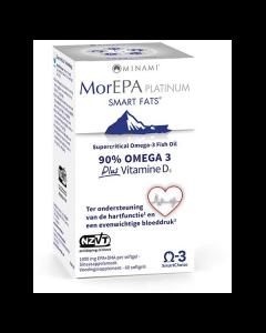 Minami MorEPA Platinum - 120 softgels