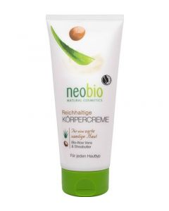 Neobio bodylotion verzorgend 250 ml