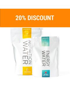 Victus Sports - Nutrition / Energy Water Pakket - 800 + 200 gram