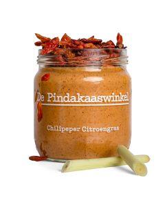 Pindakaas - Chilipeper Citroengras - 420g
