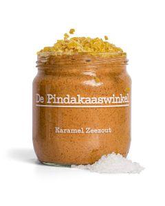 Pindakaas - Karamel Zeezout - 420gr