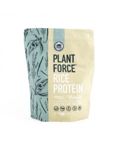 Plantforce - Rijst Proteïne Vanille - 800 g