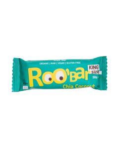 Roobar - Chia Kokosnoot - Bio - 50g