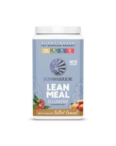 Sunwarrior -  Lean Meal Illumin8 - Salted Caramel - 720 g