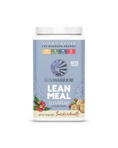 Sunwarrior - Lean Meal Illumin8 - Snickerdoodle - 720 g