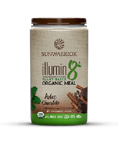 Sunwarrior Illumin8 Aztec Chocolate - 800 gram