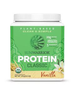Sunwarrior - Classic Vanille Proteine  - 375 gram