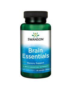 Swanson - Brain Essentials - 60 v-caps