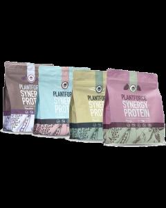 Plantforce Synergy Proteïne pakket - Alle smaken - 4 x 800 Gram