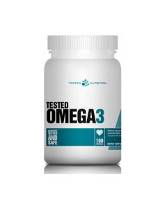 Tested Nutrition - Omega-3 - 100 caps.
