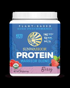 Sunwarrior blend proteine eiwitten berry