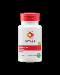 Vitals - Cranberry Biologisch - 60 capsules