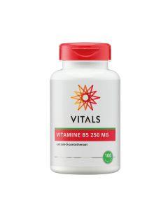 Vitals - Vitamine B5 - 100 capsules (250 mg)