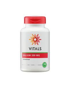 Vitals - Kalium - 100 capsules (200mg)