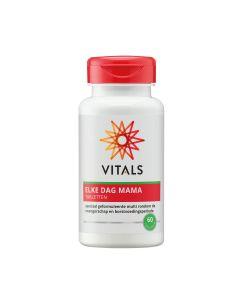 Vitals - Elke Dag Mama - 60 tabletten
