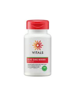 Vitals - Elke Dag Mama - 60 capsules