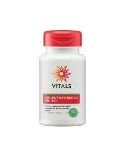 Vitals - Vrouwenformule Pro 45+ - 60 tabletten