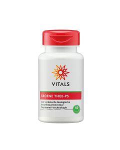 Vitals - Groene Thee-PS - 60 capsules