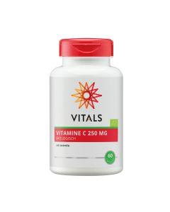 Vitals - Vitamine C Bio - 60 Capsules (250mg)