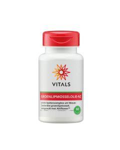 Vitals - Groenlipmosselolie-NZ - 60 softgels