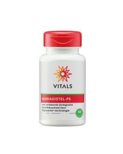 Vitals - Mariadistel-PS - 60 Capsules