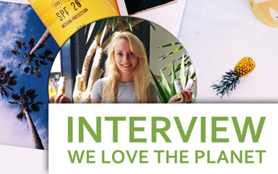 Interview: Merel van We Love The Planet