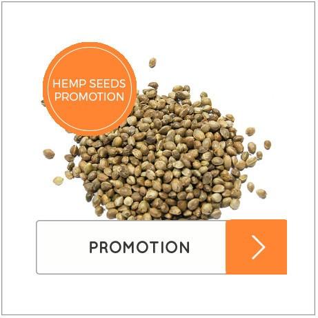 Hemp bulk promotion