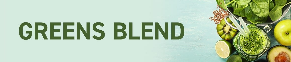 greens blends