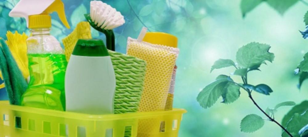 schoonmaakproducten