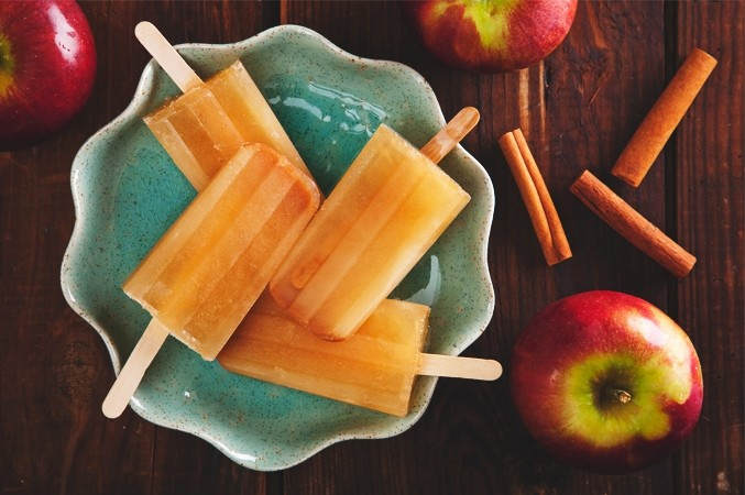 appelazijn ijsjes