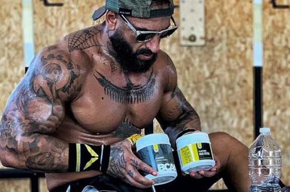 Plantforce BCAA