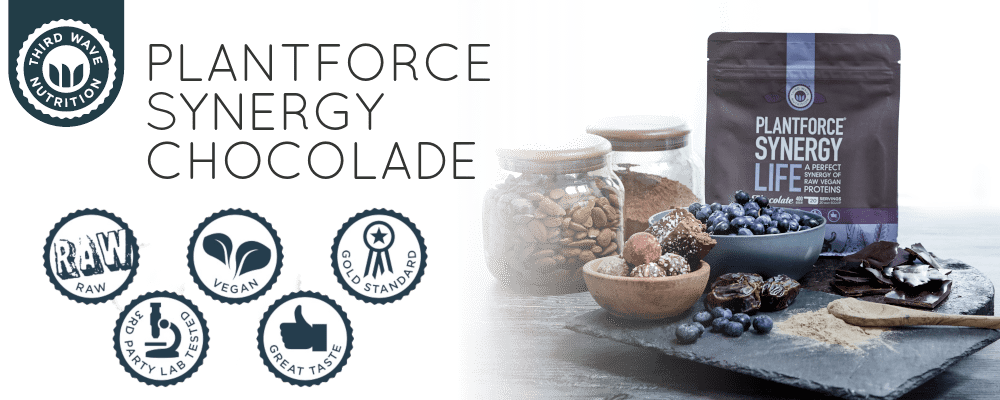 plantforce chocolade