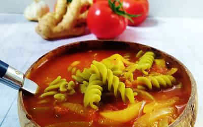 Recept vegan tomatensoep