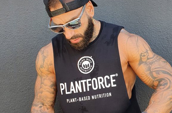 plantforce vegan sport supplementen