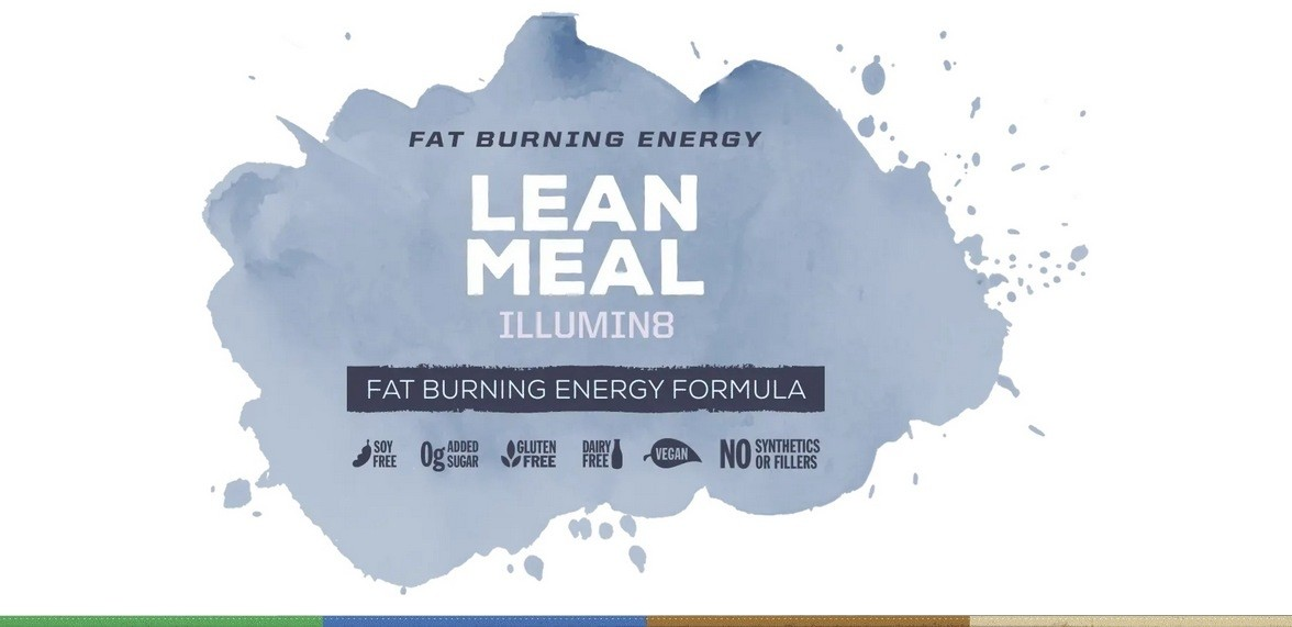 Sunwarrior Lean Meal Illumin8