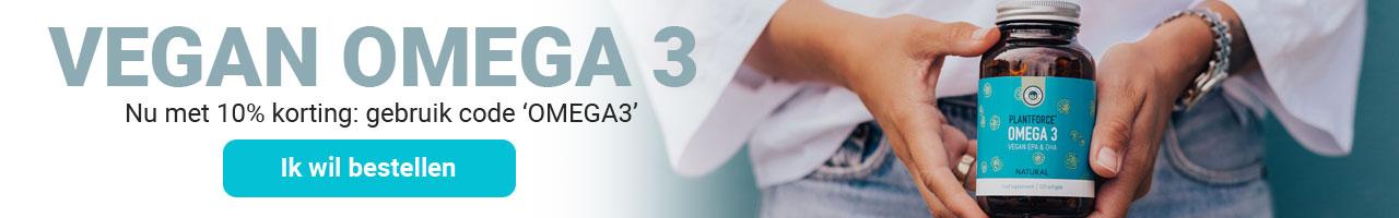 vegan omega 3 plantforce kopen